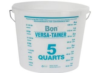 Mixing Container - Clear (5 Quart)