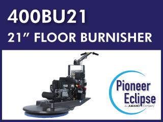400BU21┃Basic Floor Burnisher