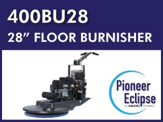 400BU28┃Basic Floor Burnisher