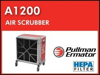 A1200┃Air Scrubber