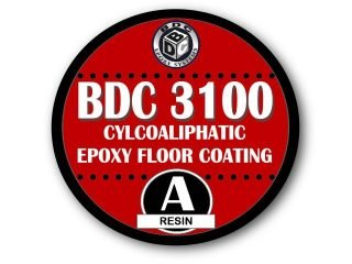 BDC 3100┃Cylcoaliphatic Epoxy Floor Coating