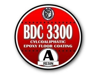 BDC 3300┃Cycloaliphatic Epoxy - Clear or Pigmented