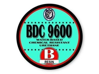 BDC 9600┃Water Base CRU (Chemical Resistant Urethane)
