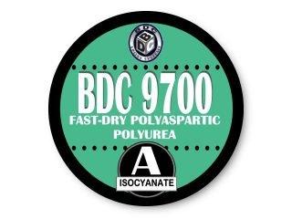 BDC 9700┃Fast Dry Polyaspartic Polyurea