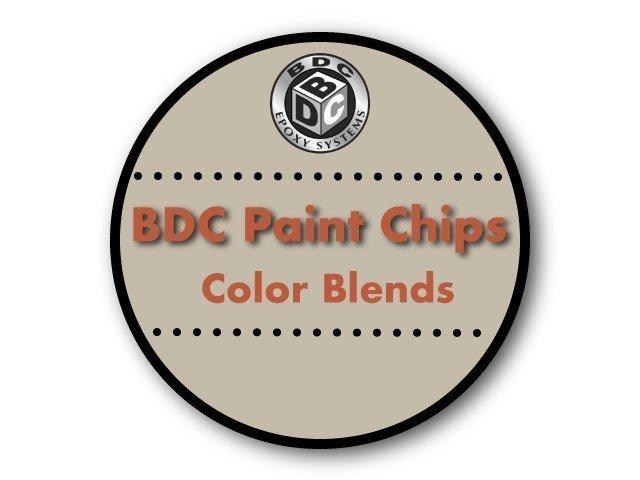 BDC Paint Chips┃Color Blends