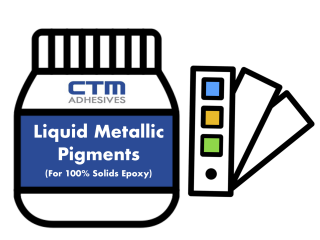 Liquid Metallic Pigments