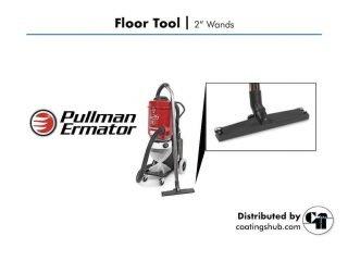 Ermator Accessories┃Floor Tool