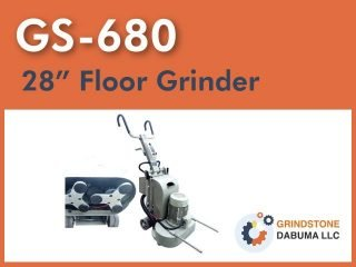 GS-680┃Floor Grinder