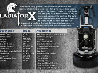 Gladiator X