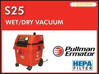 S25 Vacuum