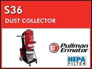 S36┃HEPA Dust Extractor