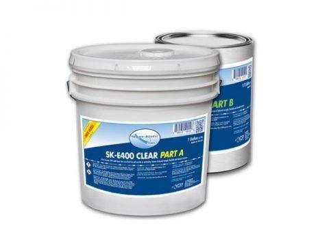 SK-E400┃100% Solids Resin┃Epoxy