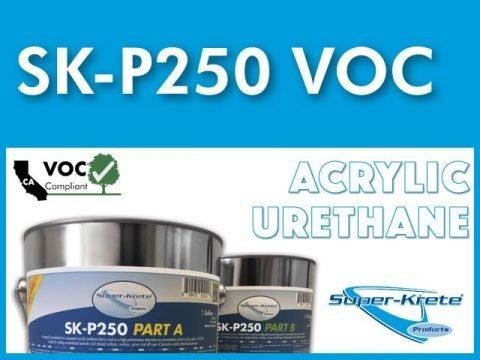 SK-P250 VOC