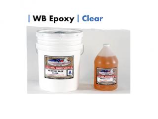WB Epoxy - Clear
