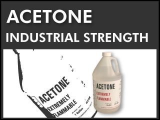 Acetone Solvent Thinner