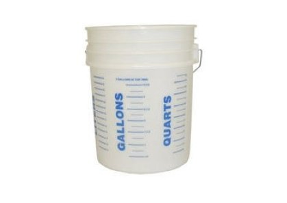 Mixing Bucket┃5 Gal┃with Measurements