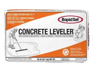 Rapid Set® Concrete Leveler™