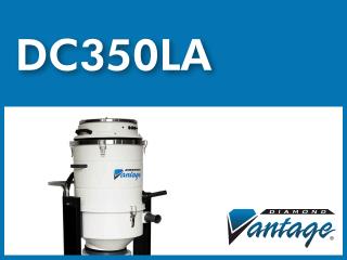 DC350LA HEPA Vacuum┃Autoshaker