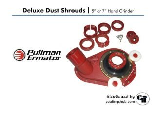 """Deluxe Dust Shrouds┃5"""" or 7"""""""
