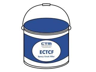 ECTCF┃Epoxy Crack Filler