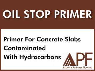 Oil Stop Primer
