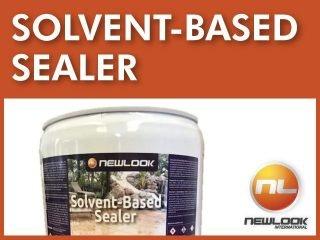 SmartSeal™ SB - Solvent-based Sealer