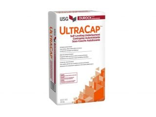 USG Durock™┃UltraCap®┃Self-Leveling Underlayment