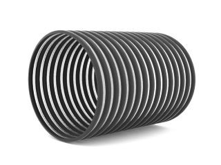 Vacuum Hose - 2 in x 25 ft