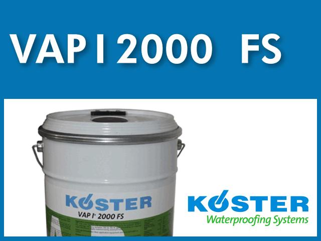 VAP I 2000 FS