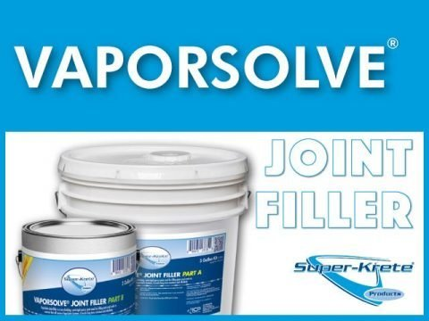 VaporSolve® Joint Filler