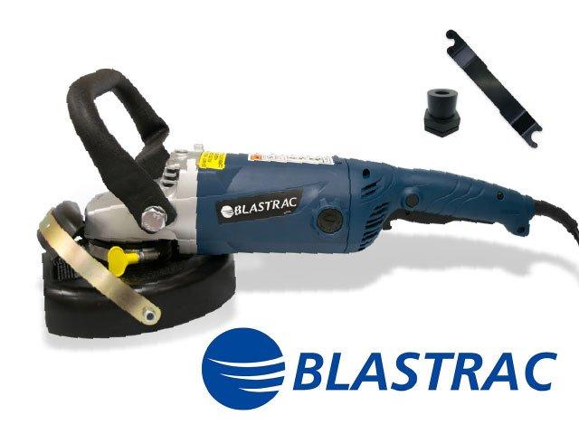 Blastrac 7 Concrete Grinder Kit Hand Grinder Coatings Hub